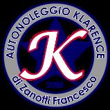 logo autonoleggio Klarence